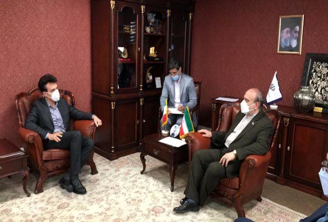 روابط ورزشی ایران و ایتالیا در قالب سند همکاریهای مشترک افزایش خواهد داشت