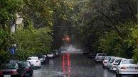 روزهای بارانی در راه کشور