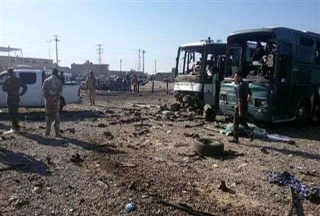 مرکز دانشجویی حقوق بشر ایران جنایت تروریستها در عراق را محکوم کرد
