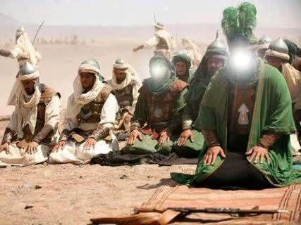 بیان ویژگیهای یاران امام حسین (ع) در کانال اردو ی شبکه جهانی سحر