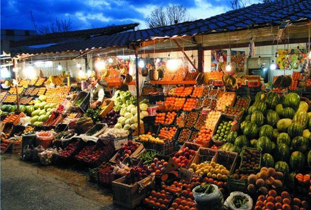 50 درصد کیسه های میادین میوه و تره بار گیاهی هستند