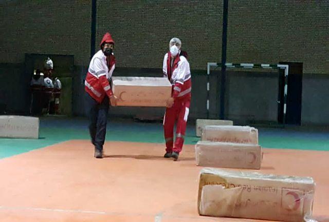 تمامی اماکن ورزشی دنا در اختیار زلزلهزدگان سی سخت قرار گرفت