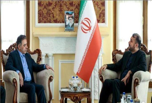 روابط تهران و بغداد راهبردی باقی می ماند