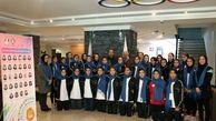 آغاز سومین مرحله از طرح بورسیه ورزشی امیدها و ستارههای آکادمی ملی المپیک