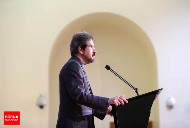 ایران در راستای صیانت از حقوق مسلم خود تلاش میکند