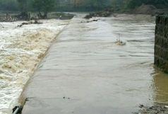 وقوع سیلاب در 2 شهرستان گیلان