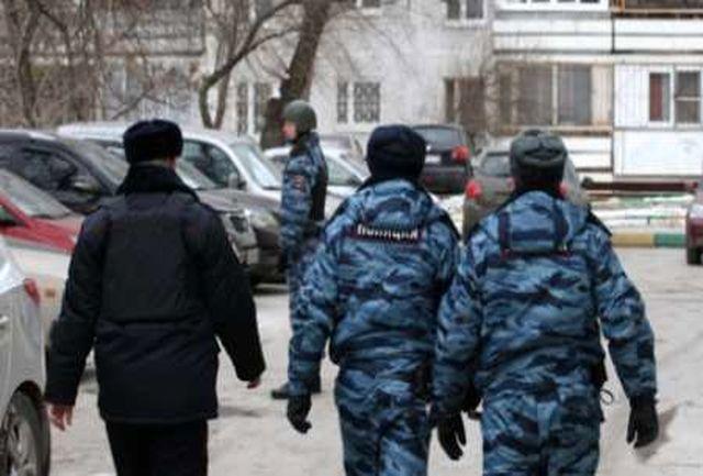 گروگانگیری مرگبار در مدرسهای در مسکو