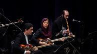 اجرای ارکستر ملی ایران -جشنواره موسیقی فجر