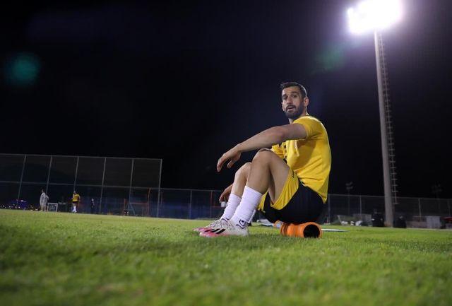حاج صفی دو بازی تا رکورد کاپیتان پرسپولیس!