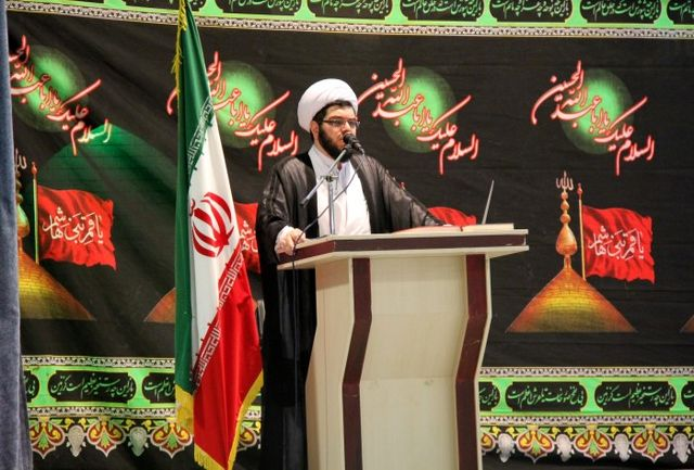 مهم ترین هدف امام حسین(ع)هدایت مردم بسوی پروردگار بود