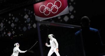 رقابت های المپیک ۲۰۲۰توکیو/ مسابقات شمشیربازی