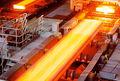 رکورد تولید تختال در فولاد هرمزگان شکست