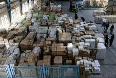 کشف 658 بسته سیگار قاچاق و داروی غیرمجاز در مرز اینچه برون گنبدکاووس