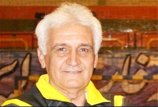 یک اصفهانی مدیرتیم ملی هندبال بزرگسالان ایران شد
