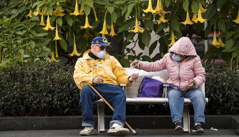 سالمندان آمریکایی در خطر مرگ کرونایی