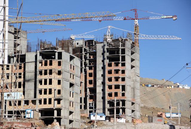 پیشرفت 96درصدی پروژههای مسکن مهر آذربایجانغربی