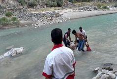 پیکر جوان غرق شده در رودخانه زیاران پیدا شد