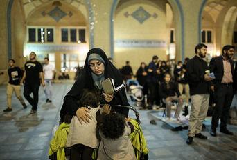 احیای شب نوزدهم ماه رمضان - مصلای امام خمینی(ره)