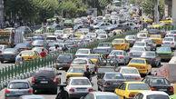 ترافیک صبحگاهی در معابر پایتخت