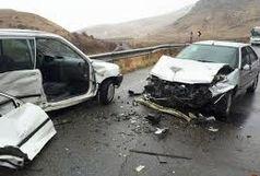 هشت مصدوم در سانحه رانندگی در سبزوار