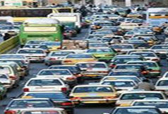 افزایش 12 درصدی تردد خودروها در محورهای استان همدان