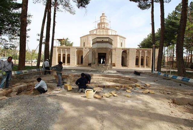 مرمت ۲۵ بنای تاریخی خراسان جنوبی در سال ۹۷