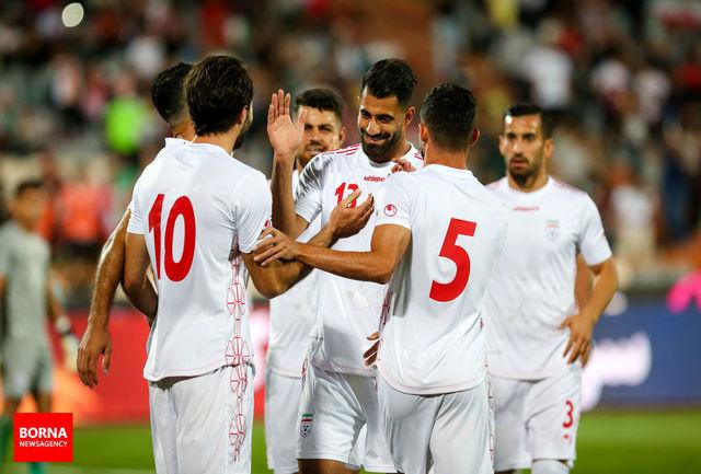 صحبتهای جنجالی گزارشگر فوتبال بعد از برد پرگل ایران+عکس