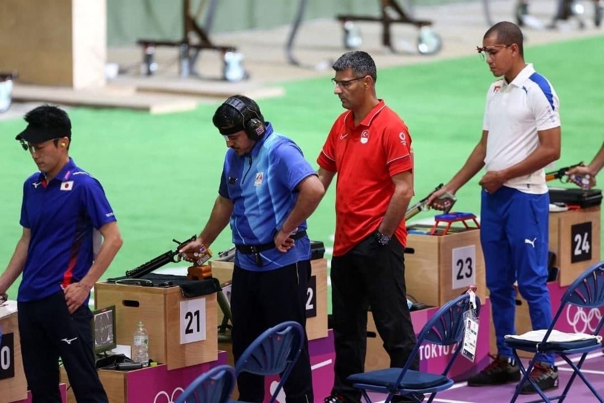 واکنش جالب صفحه رسمی المپیک از رکوردشکنی ملی پوش ایران+ عکس