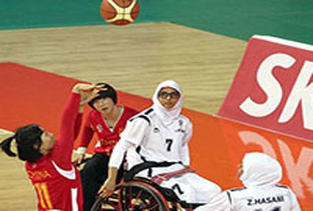 فراستی: بسکتبال با ویلچر بانوان به توجه بیشتری نیاز دارد