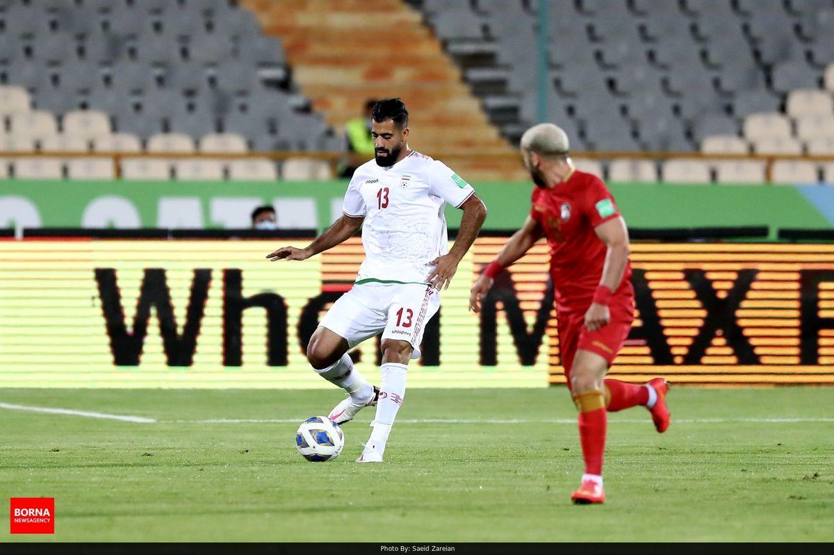 رفع محرومیت کنعانی از هرگونه فعالیت فوتبالی