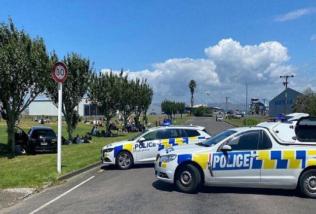تخلیه فرودگاه در پی دریافت تهدید به بمبگذاری