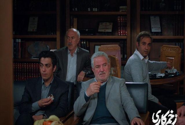 متفاوت ترین قسمت «زخم کاری» منتشر شد/پیچیدگی تقابل ناصر و مالک بعد از فوت حاج عمو+فیلم