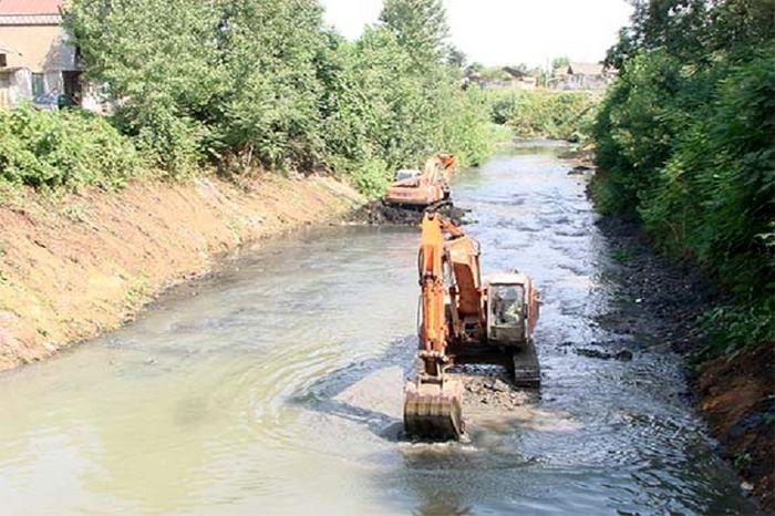 ۲۴۰ کیلومتر از رودخانههای آذربایجانغربی برای جلوگیری از خطر سیلاب لایروبی شد