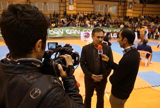 مسابقات استان با هوگوهای الکترونیکی برگزار می شود