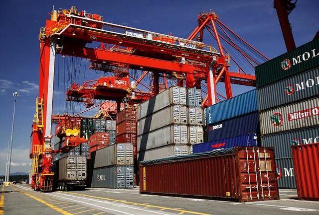 صادرات ۱۱۰ میلیون دلاری کالا از گمرک همدان