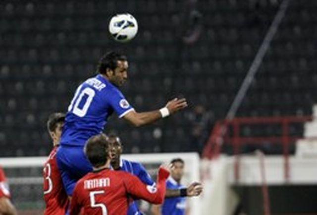 تذکر کنفدراسیون فوتبال آسیا به اکبرپور