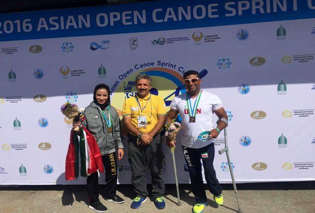 امیدوارم مدالهای بیشتری در قهرمانی آسیا کسب کنیم