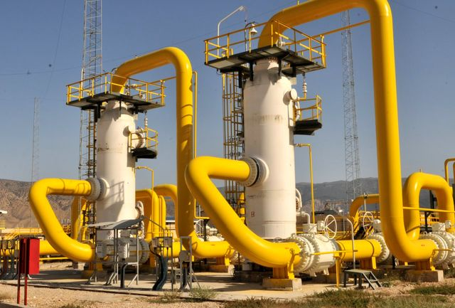 ثبت رکوردی تازه در انتقال گاز ایران