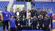 تیم ایران با کسب 4 مدال طلا، 2 مدال نقره و 3 برنز بعنوان قهرمانی دست یافت