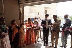 افتتاح بزرگ ترین کارگاه تولیدی صنایع دستی در یاسوج