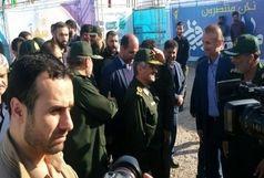 تلاش سپاه برای اسکان و تخلیه آب از مناطق سیلزده