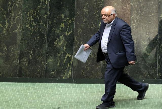 وزیر نفت امروز در مجلس حضور مییابد