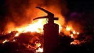 آتشسوزی در سرپل ذهاب مهار شد