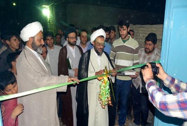 افتتاح دومین خانه  عالم در کفران
