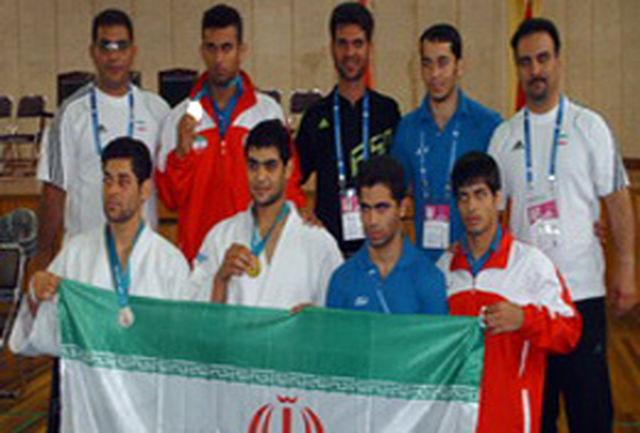 تیم ملی جودوی ناشنوایان در لیگ دسته یک شرکت میکند