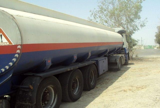 توقیف 32 هزار لیتر بنزین قاچاق در کنارک