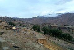 رانش زمین به یک روستا در ایذه خسارت زد