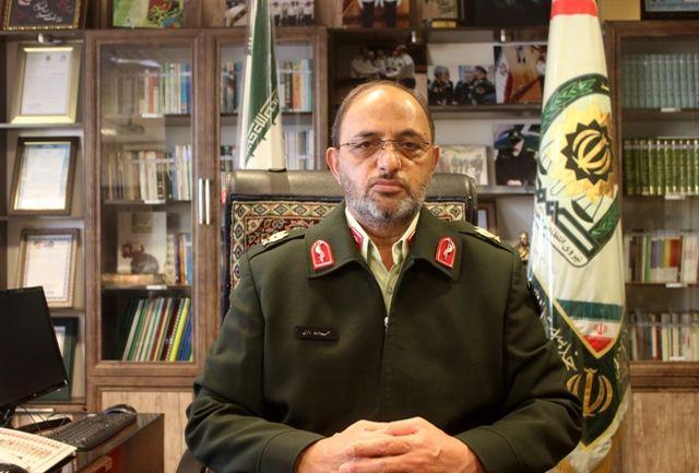 کاروان موتوری اشرار مسلح در فهرج کرمان متلاشی شد
