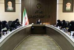 برگزاری جلسه کارگروه زنان و خانواده ستاد بزرگداشت چهل و دومین سالگرد پیروزی انقلاب اسلامی