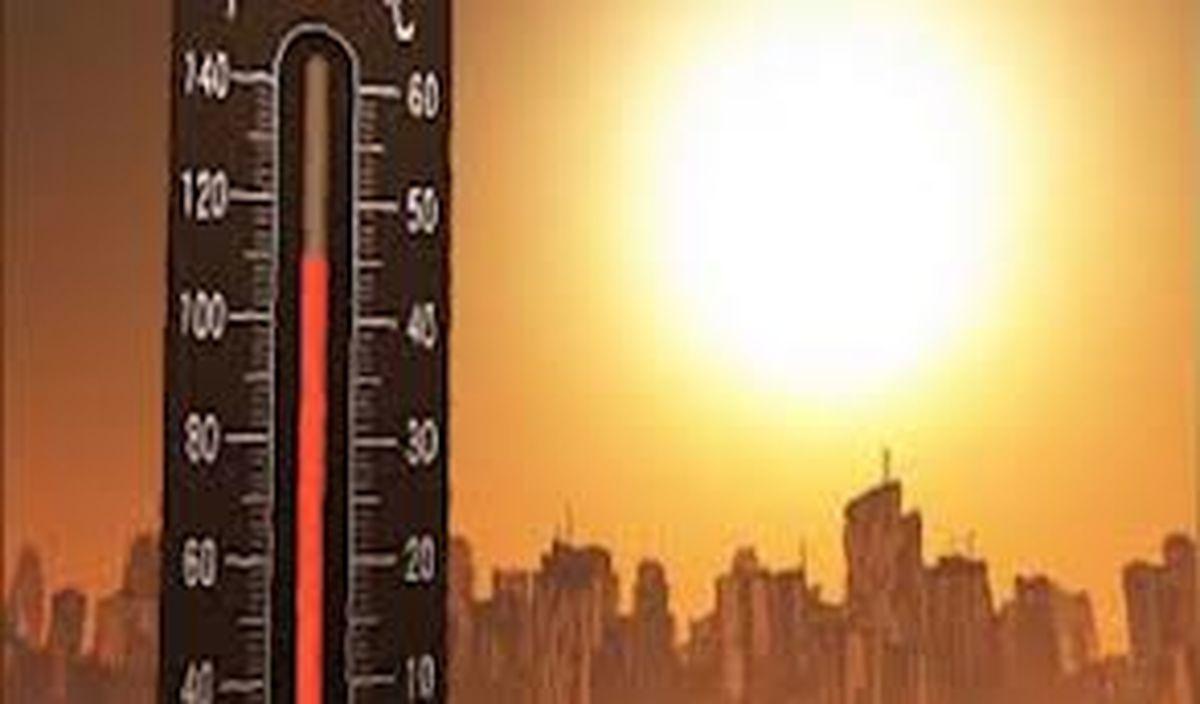 گرمای هوا در استان رو به کاهش گذاشت